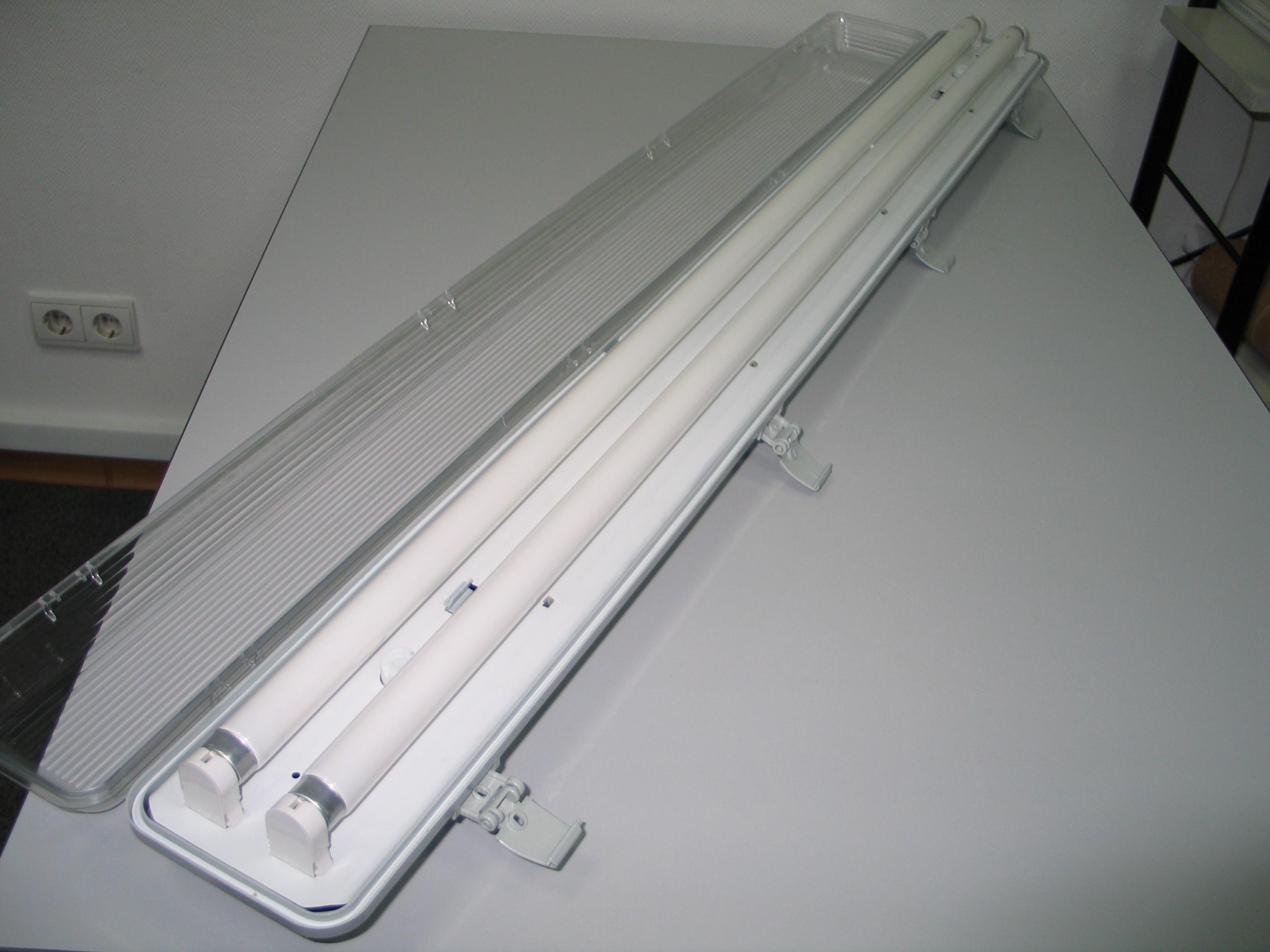 Светильник пылевлагозащищенный IP 65