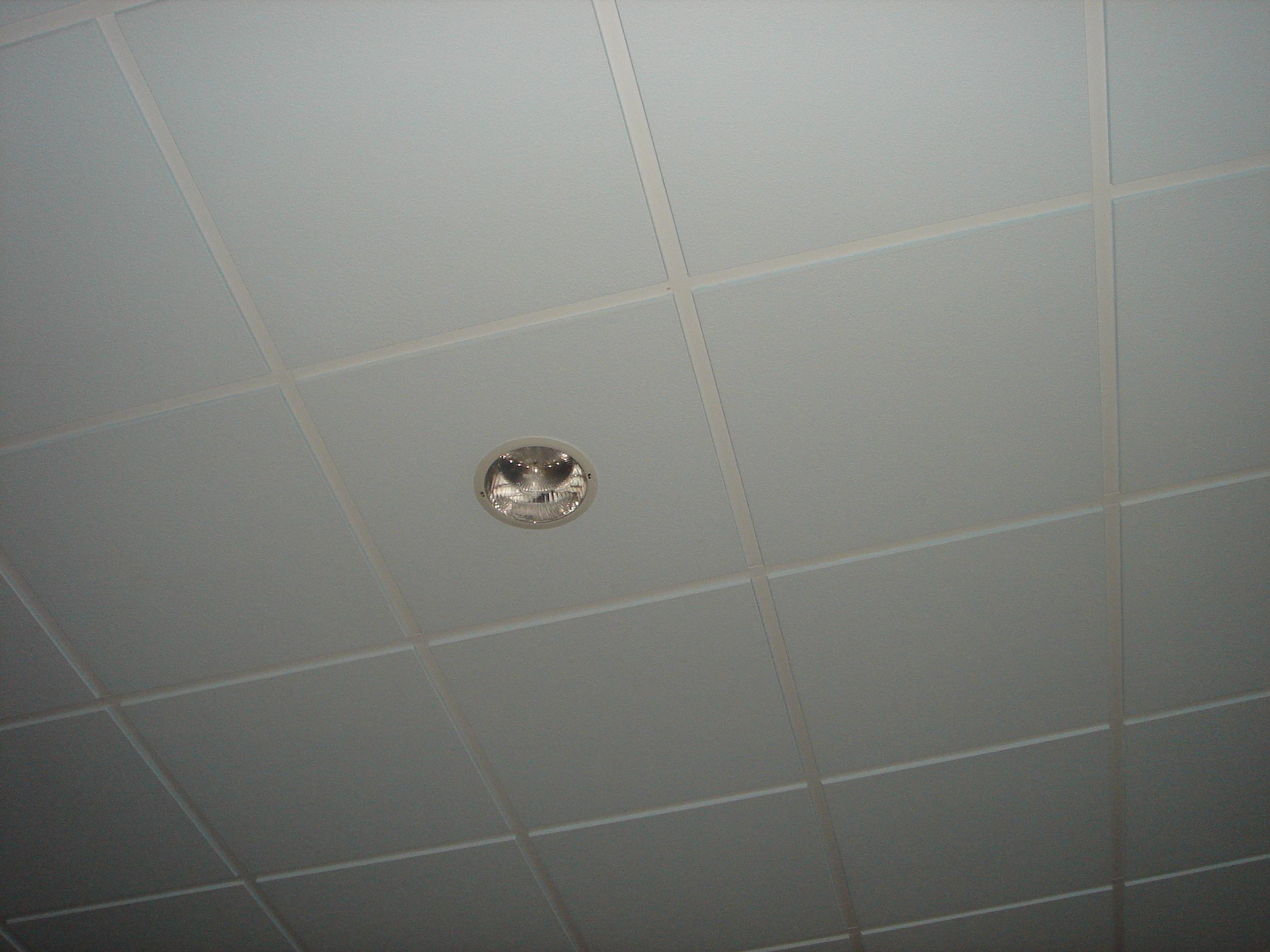 Кассетный потолок sky