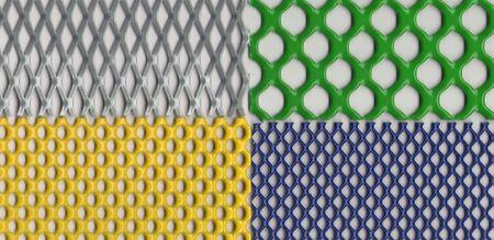 потолки ПВС цветные